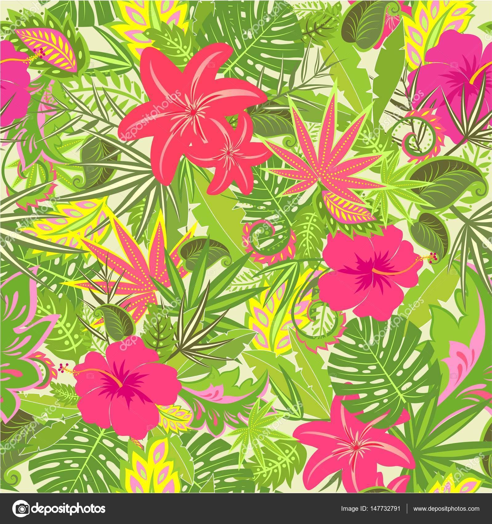 Flowers Fondos Wallpapers Hawaianas Fondo De Pantalla Fondos