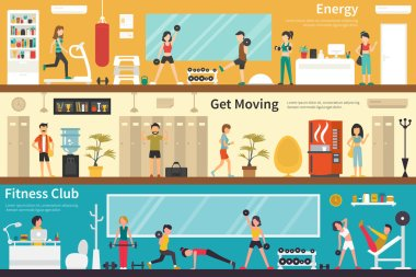 Energy Get Moving Fitness Club