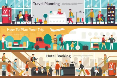 Travel Planning Trip Hotel Booking