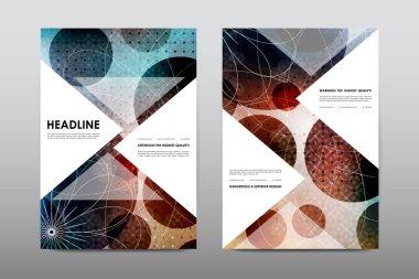 Brochure flyer design