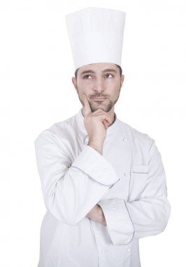 chef gesturing with his hand