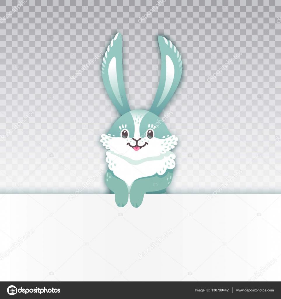 sorrindo coelho de desenho animado coelhinha engraçada lebre