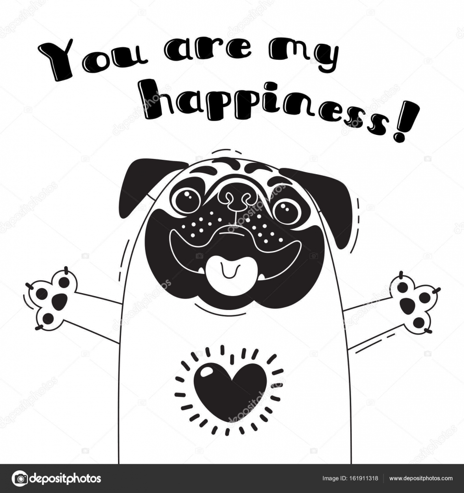 du bist das glück