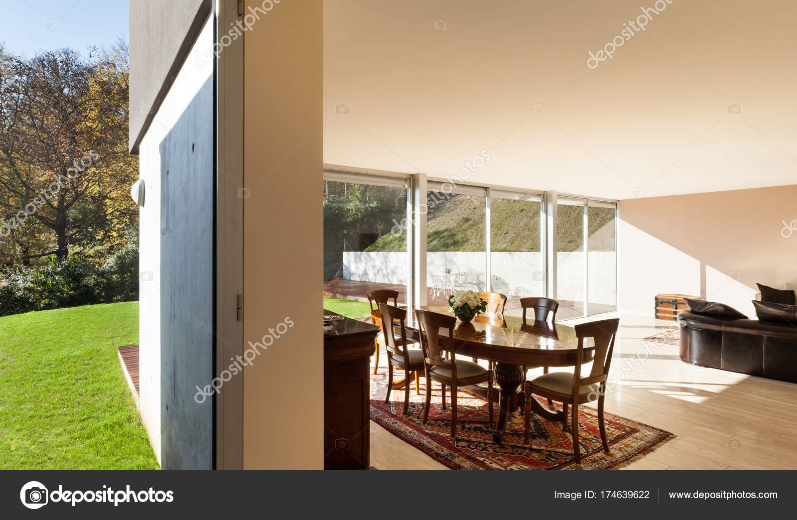 Casa moderna interni simple spesso idee pitture interni for Colori interni casa moderna