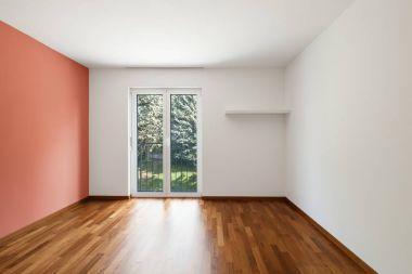 Modern house interior empty room