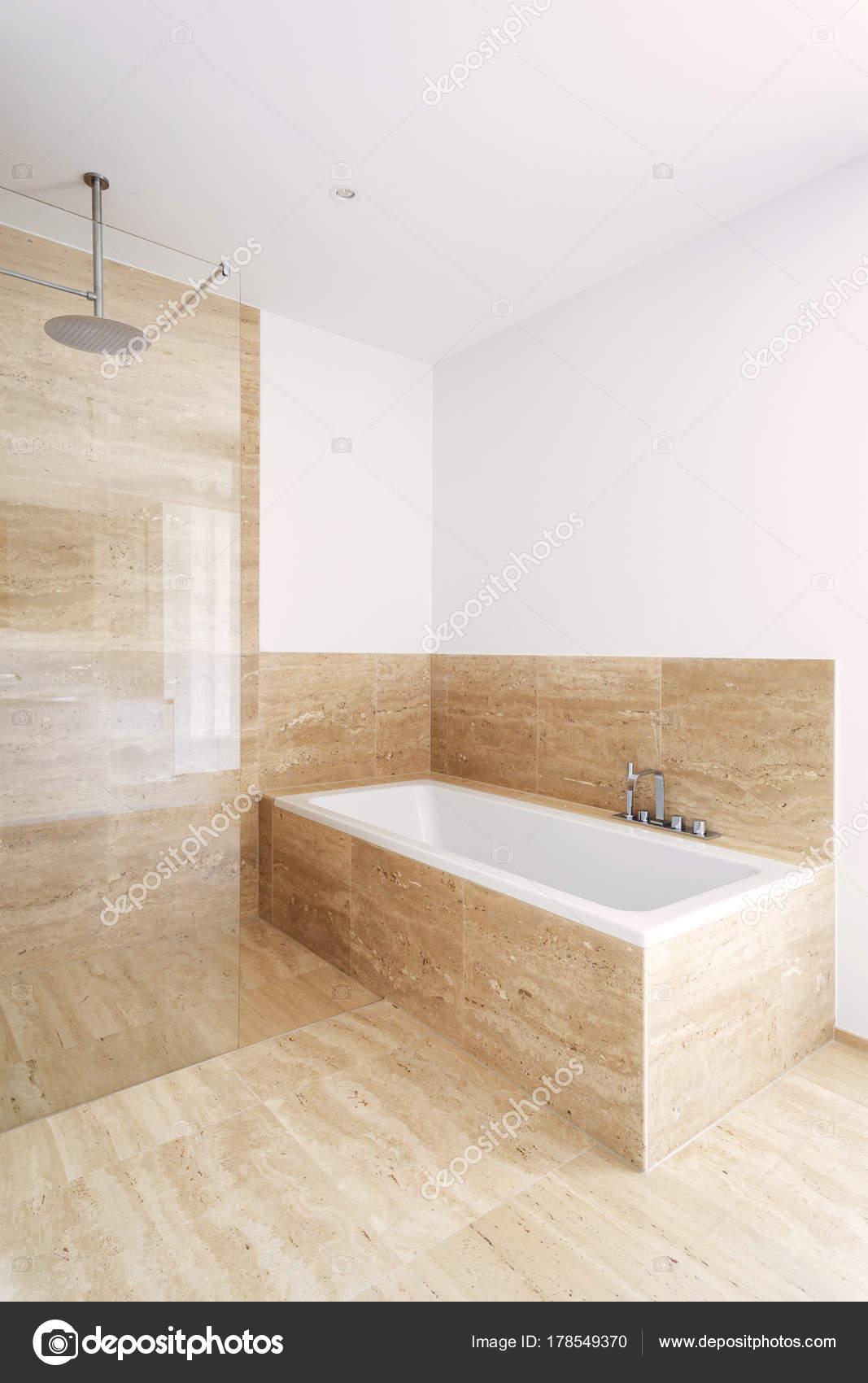 Apartamento Interior Estrenar Bañera Ducha Cuarto Baño Moderno ...
