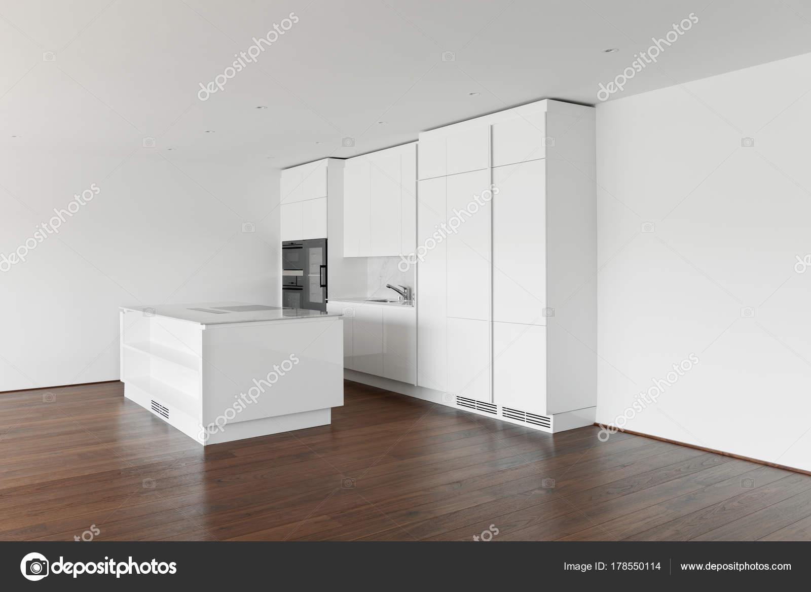Mooie Witte Keuken : Witte moderne hoogglans keuken