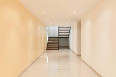Interior, large corridor