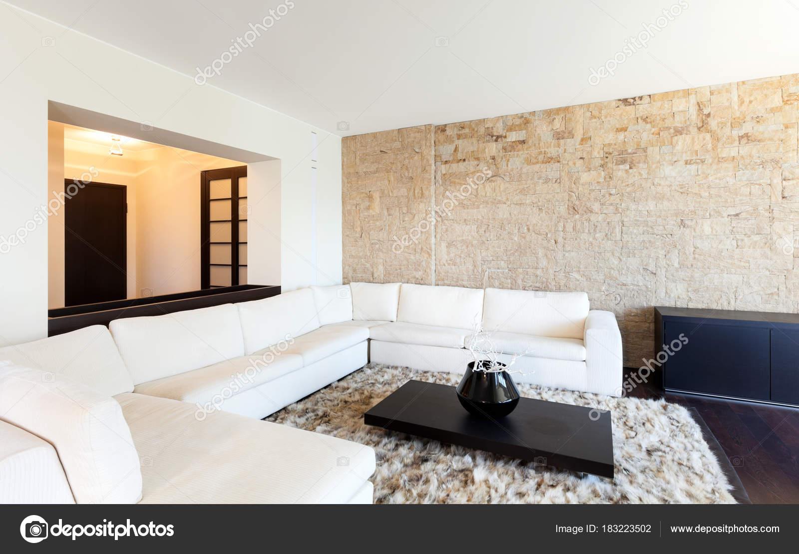 Architettura d 39 interni appartamento design foto stock for Appartamento design interni