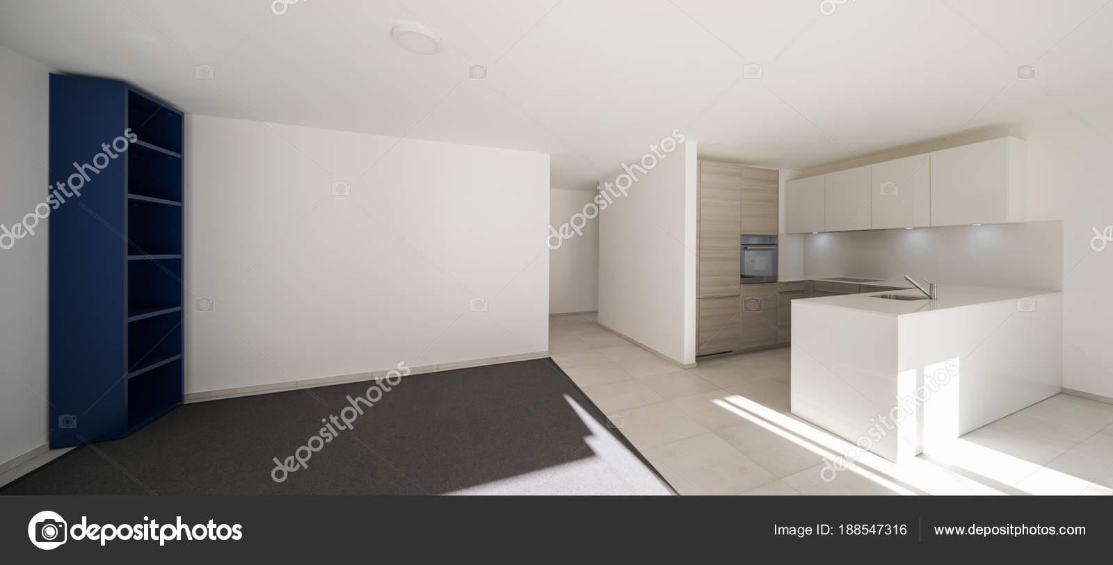 Moderner Offener Raum Mit Wohnzimmer Und Kuche Stockfoto C Zveiger
