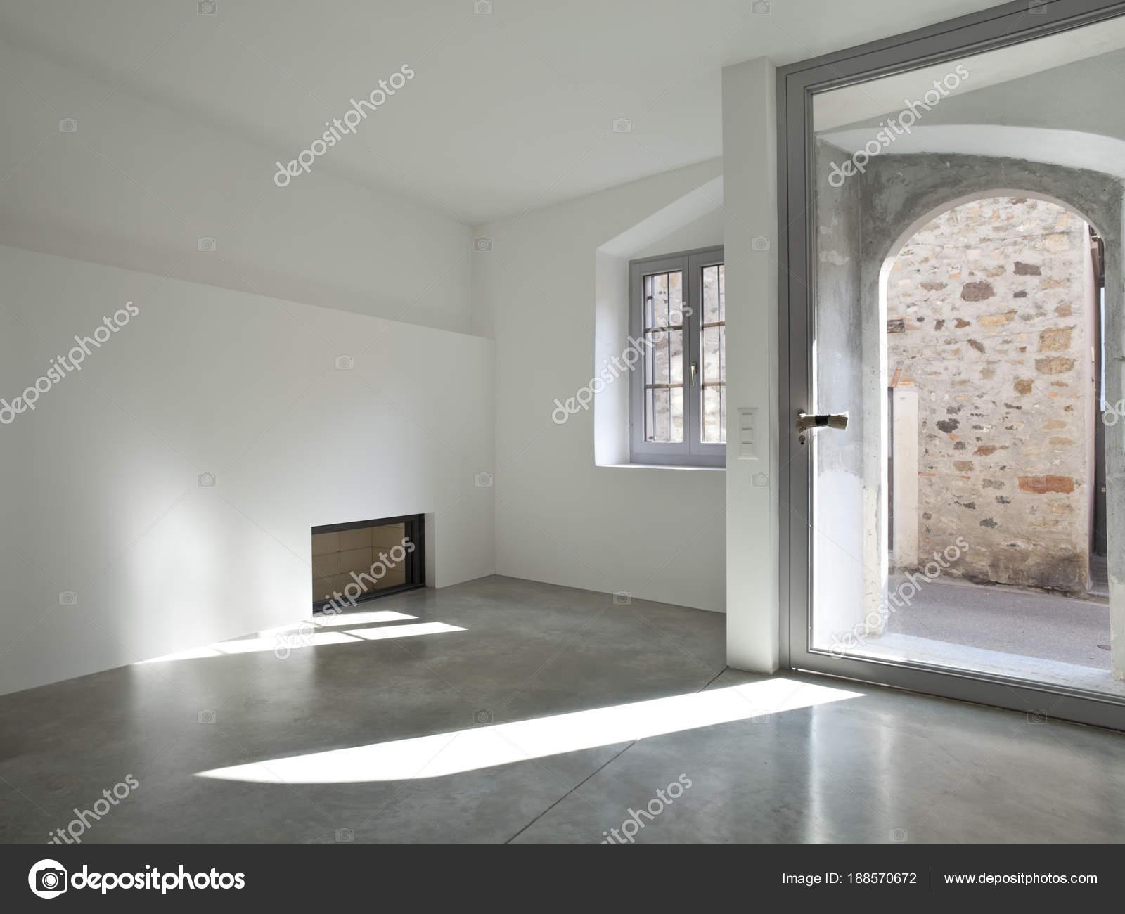 moderne Wohnung Design loft — Stockfoto © Zveiger #188570672