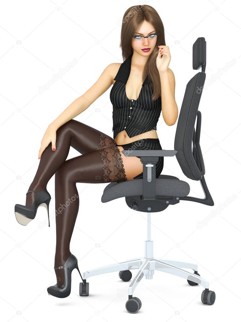 Secretary Brunette 33