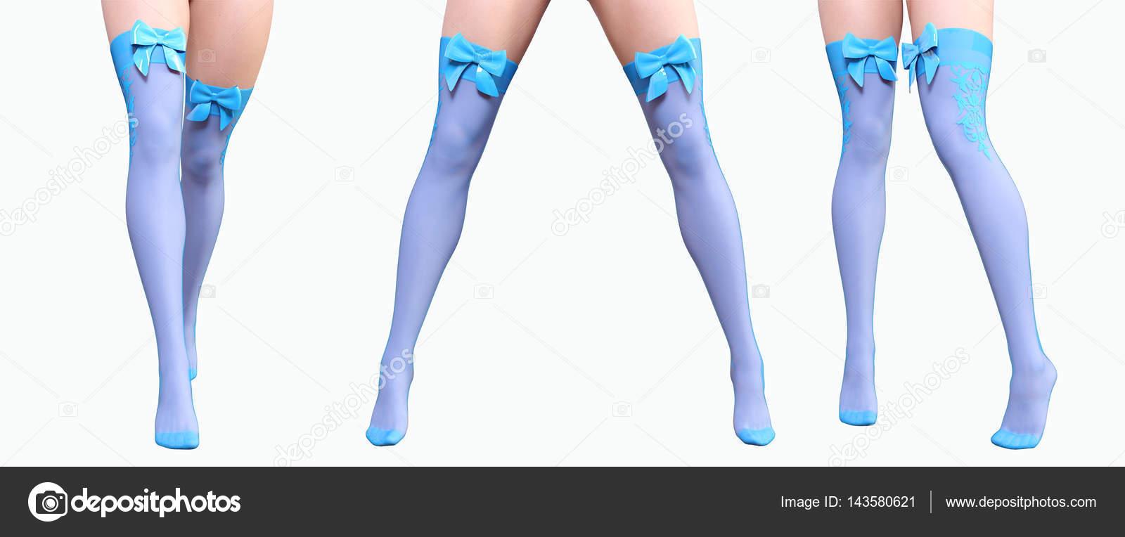 Nice nylons stockings pantyhose legs