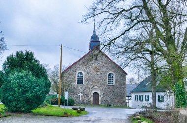 Historical village chapel in Linnep in Germany