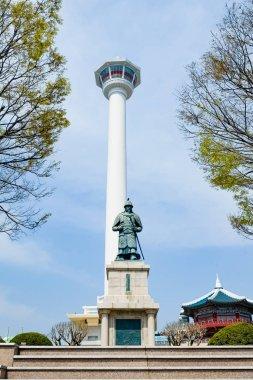 Busan Tower in Korea