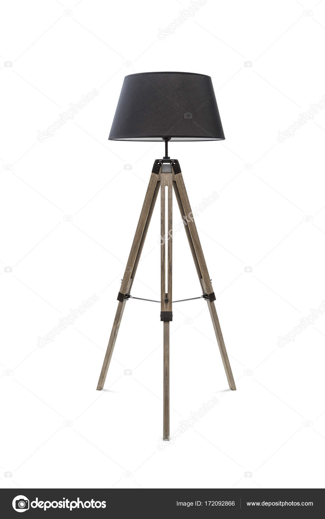 depositphotos 172092866 stock photo floor lamp for three wooden 5 Incroyable Lampe Trois Pieds Zzt4