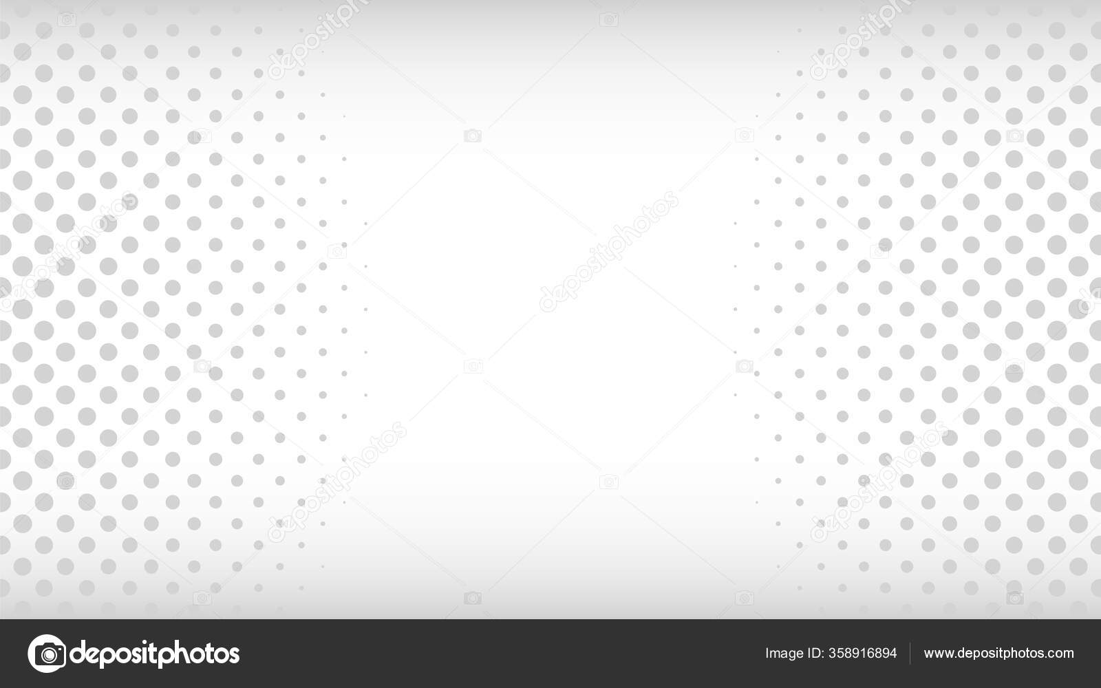 r u00e9sum u00e9 halftone blanche contexte gris gris dessin arri u00e8re plan dot  u2014 image vectorielle