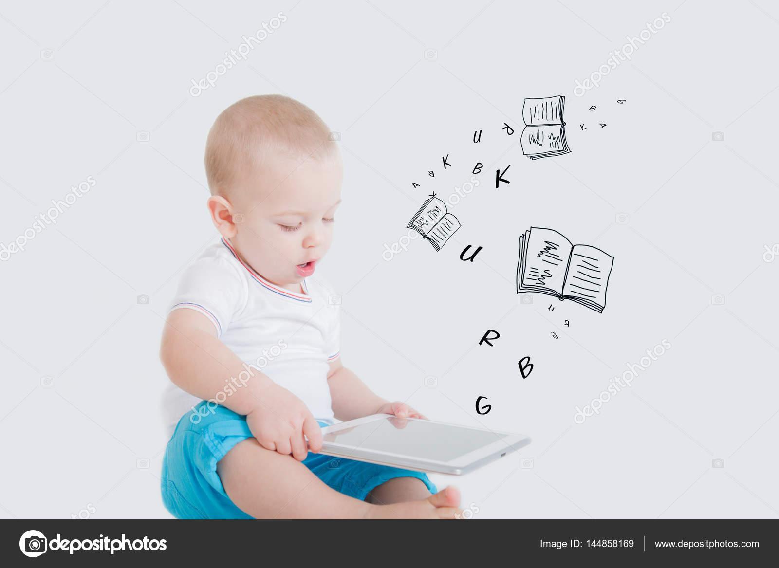 Bebeklerin keşfetmesine fırsat verin
