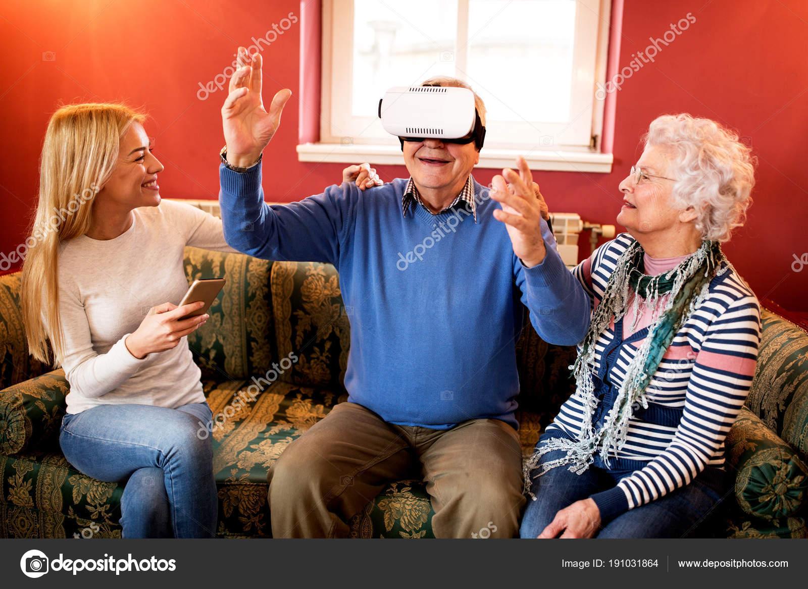 seznamování seniorů