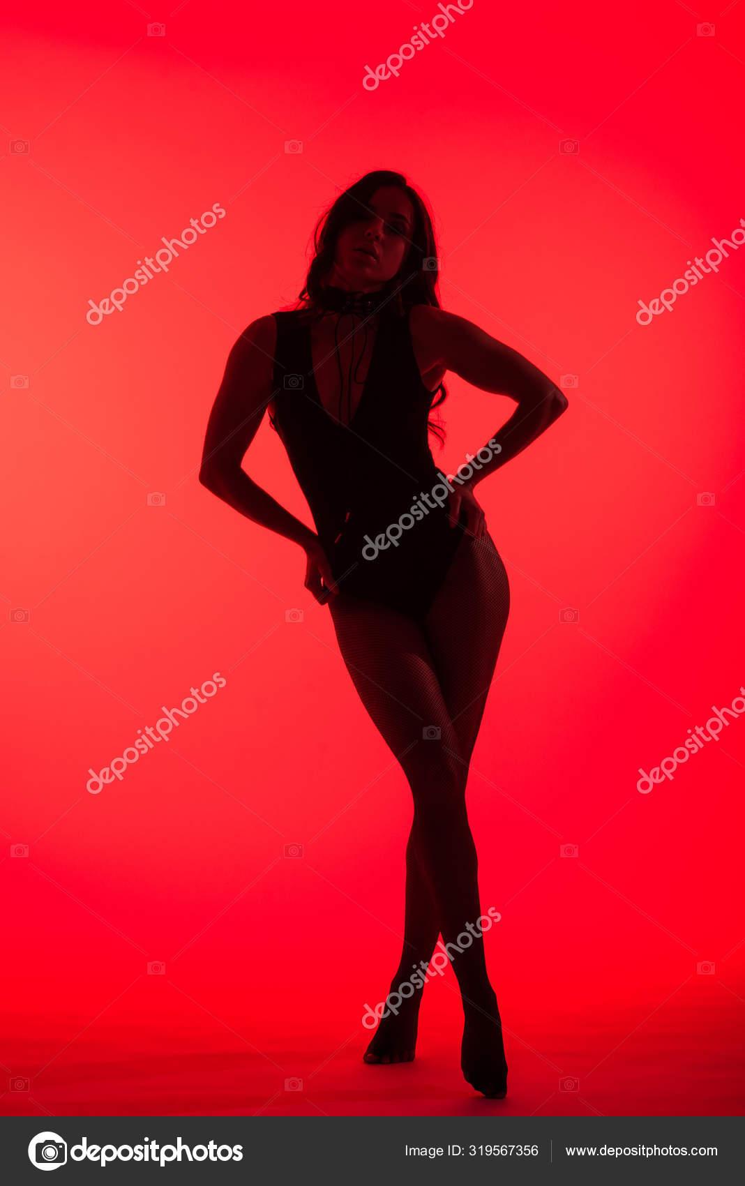 Fille Sexy De Veille De La Toussaint Photo stock - Image