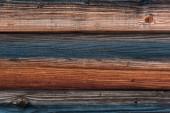 dřevěný přírodní texturovaný hnědý povrch s kopírovacím prostorem