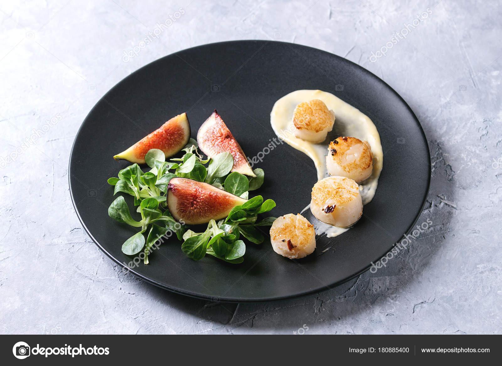 Соус к салату из гребешка