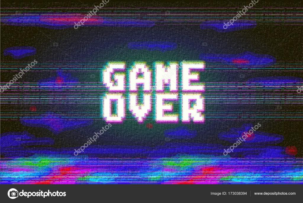 images?q=tbn:ANd9GcQh_l3eQ5xwiPy07kGEXjmjgmBKBRB7H2mRxCGhv1tFWg5c_mWT Pixel Art Game Over @koolgadgetz.com.info