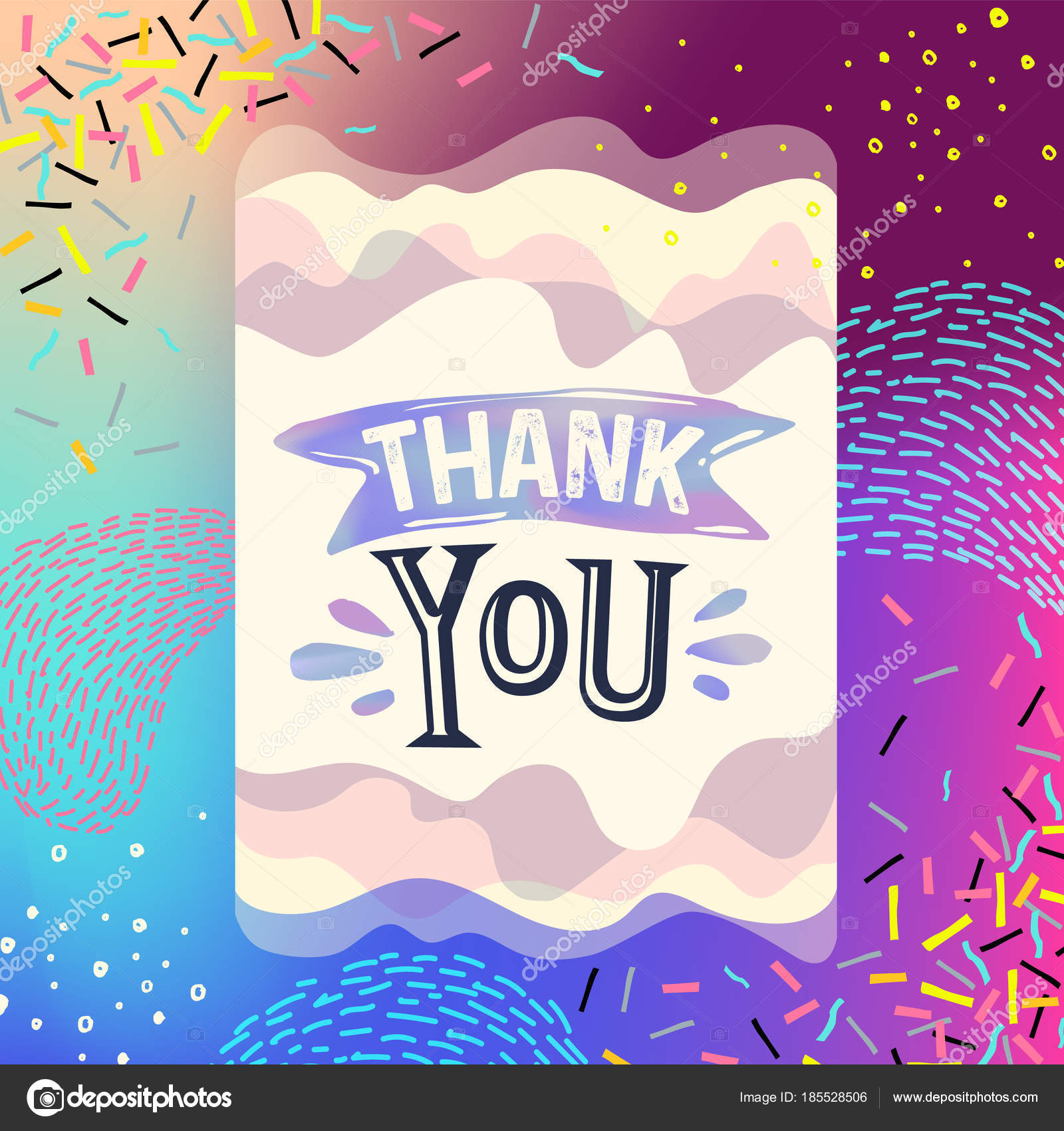 thank you poster templates