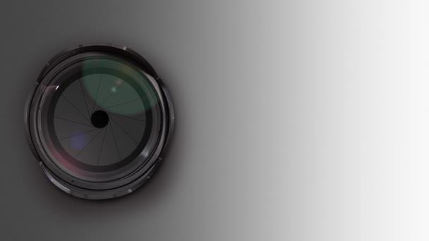 A rekeszizom nyílása a fényképészeti lencsén