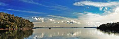 Magnificent Waterscape Landscape Reflections.