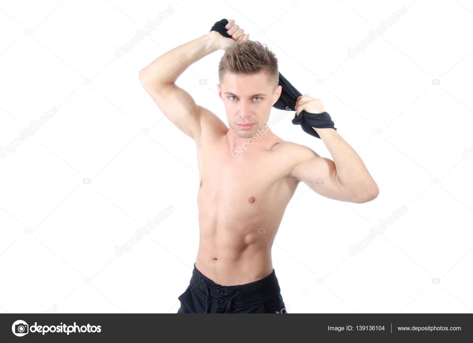 Сексуально раздеть мужчину