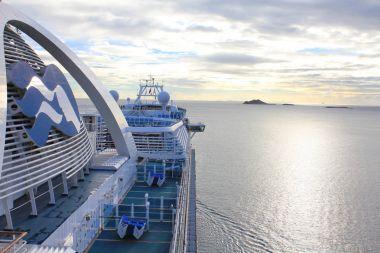 Princes Cruises ship