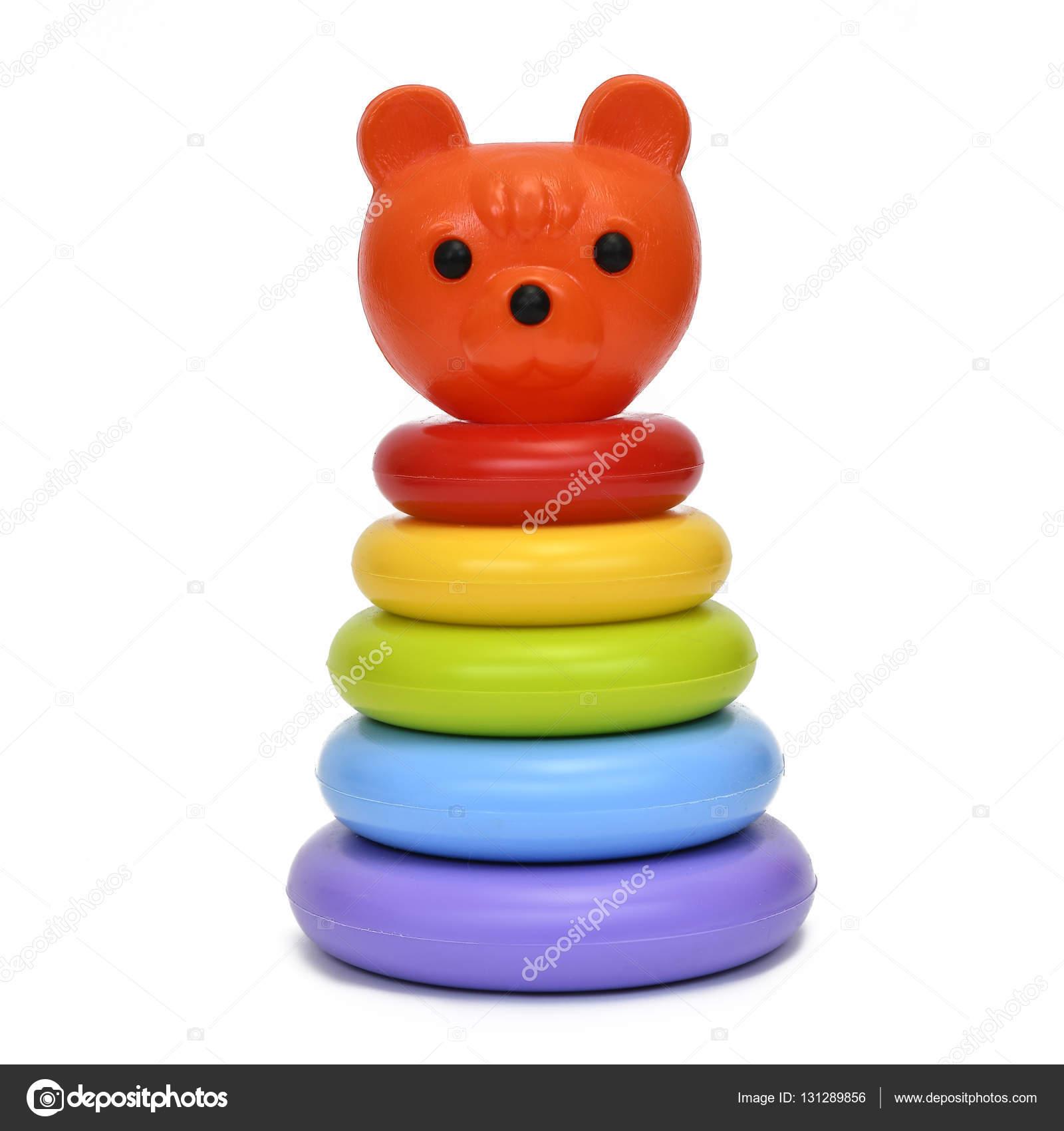 juguetes para niños pequeños — Foto de stock © SergValen #131289856