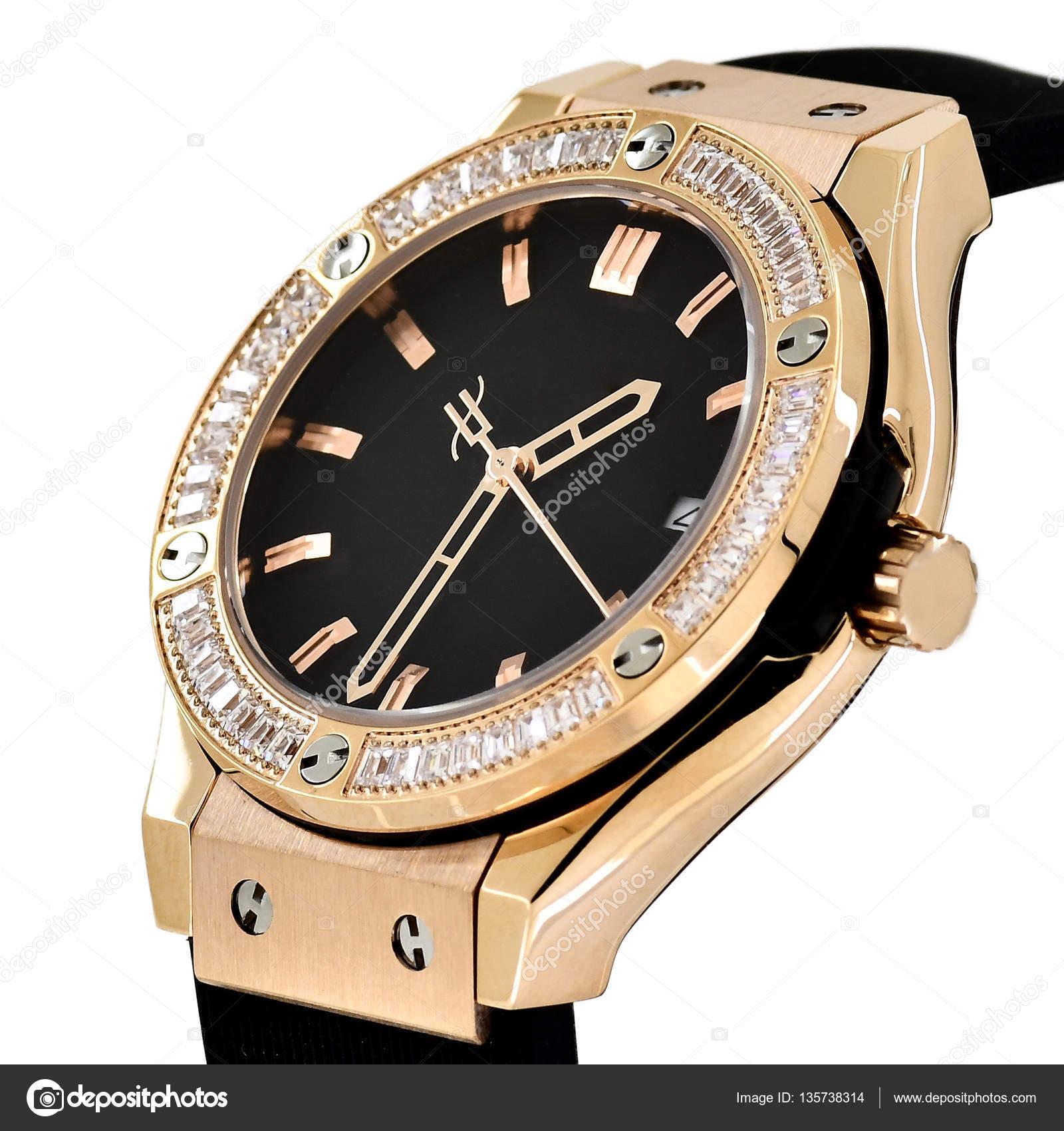 a5546e21ee5b Reloj de pulsera relojes para hombres y mujeres — Foto de Stock