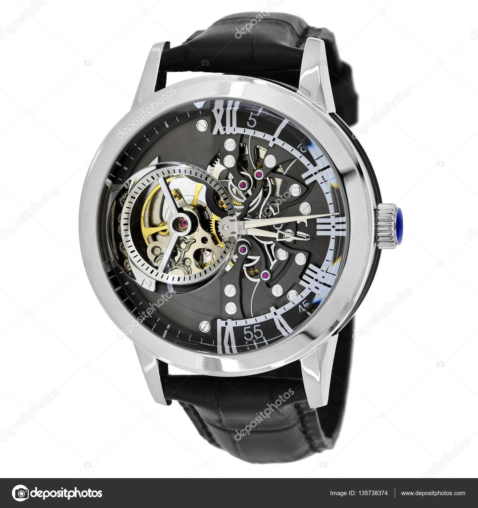 5ac34cac03ef Relojes para hombre y mujer reloj reloj al aire libre movimiento de la  muñeca - relojes muñeca hombre — Foto de ...