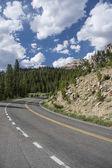 Beartooth Highway Road