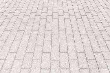 stone block tile floor