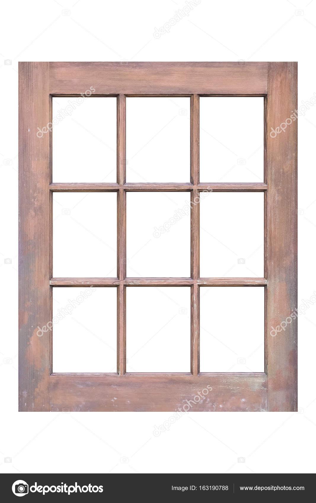 Holz Fensterrahmen — Stockfoto © Torsakarin #163190788
