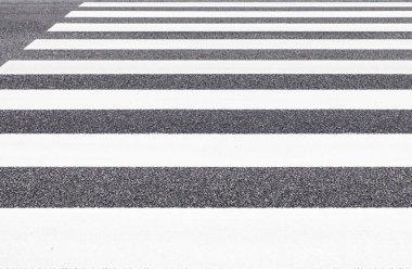 Zebra crossing pattern