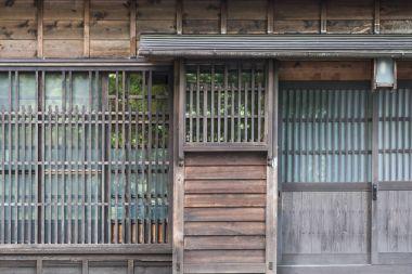 Shoji , Traditional Japanese door,window or room divider consisting