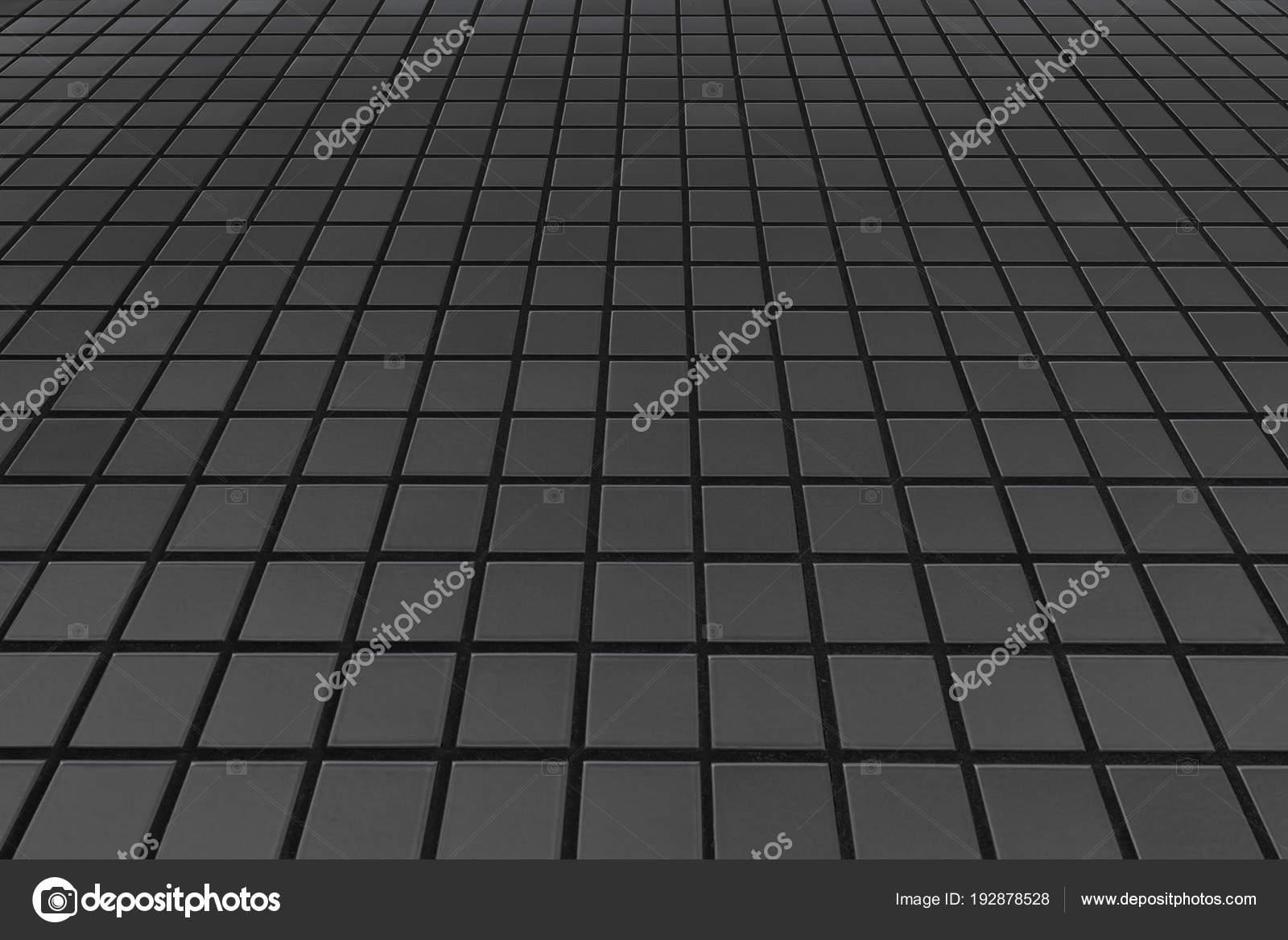Black Stone Tile Floor Background Stock Photo Torsakarin 192878528