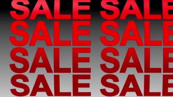 Verkaufshintergrund für Promo, Verkaufskonzept und Räumung 3D-Rendering