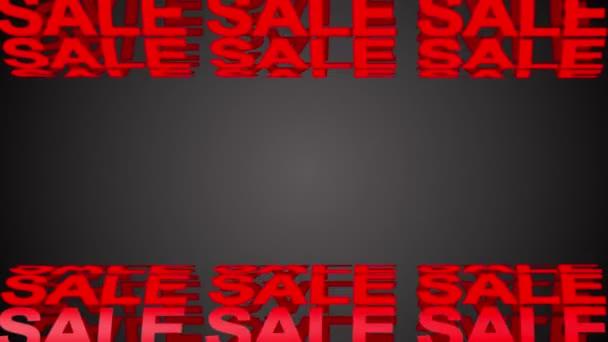 értékesítési háttér promo, koncepció az értékesítés és a clearance 3d tetemeltakarítási