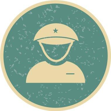 policeman icon vector illustration, officer