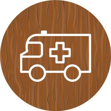 medical icon on white background