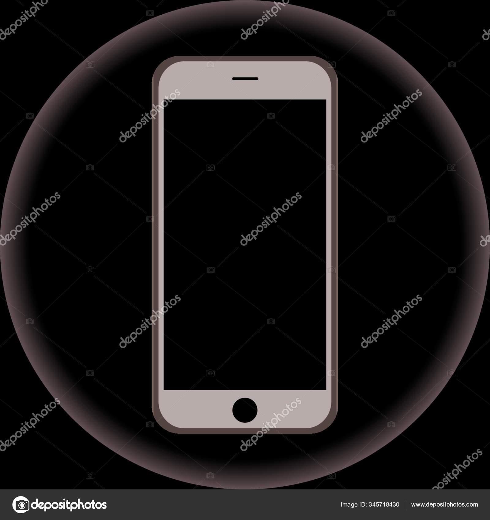 ikon ponsel smartphone gambar vektor eps10 stok vektor c yayimages 345718430 https id depositphotos com 345718430 stock illustration smartphone icon mobile phone vector html