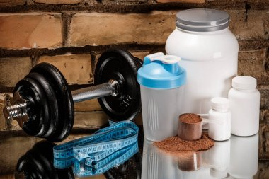 Food supplements and equipments