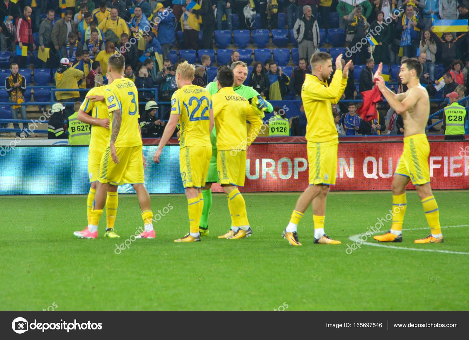 Чемпионат Мира 2018, квалификация: Турция — Украина