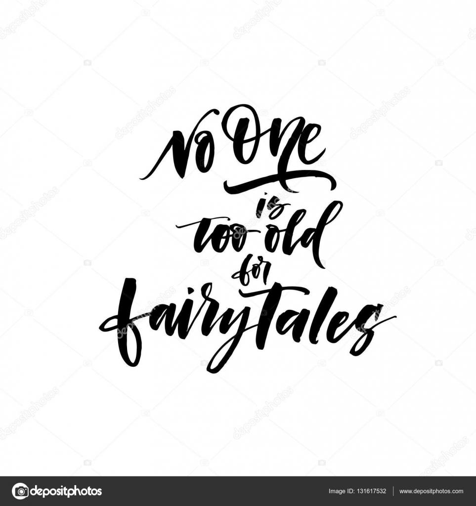 Citaten Uit Sprookjes : Geen mens is te oud voor sprookjes kaart u stockvector gevko