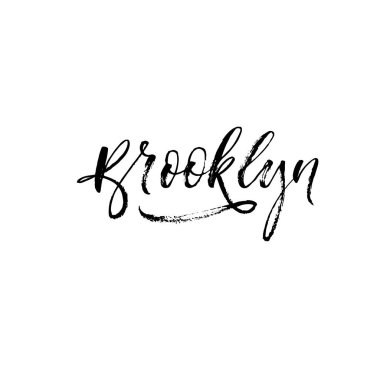 Brooklyn phrase. District of New York
